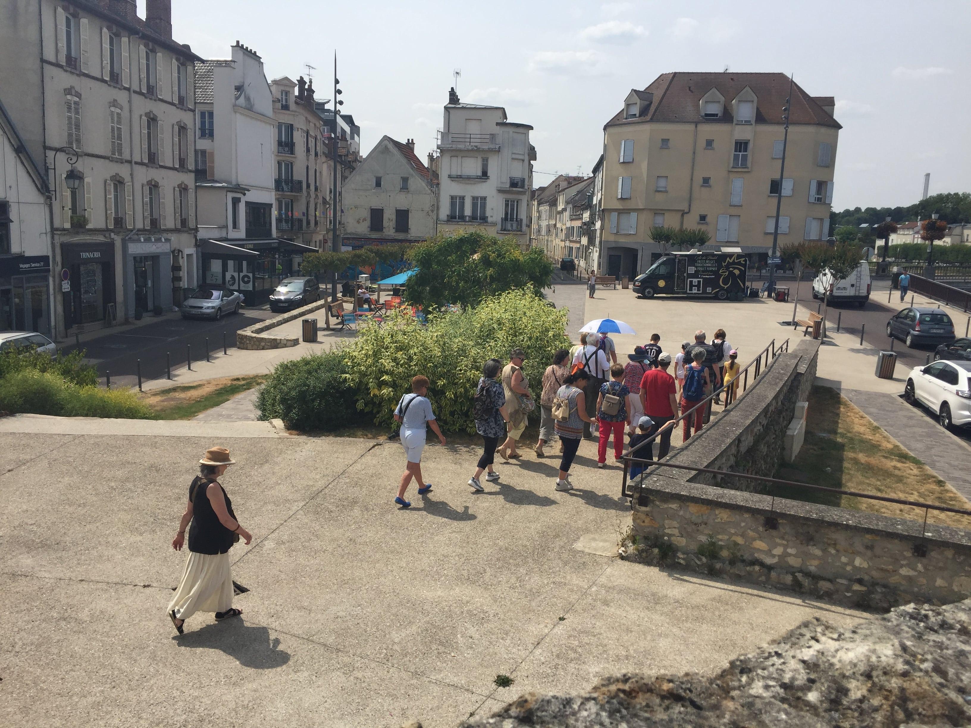 Visites en Marne et Gondoire