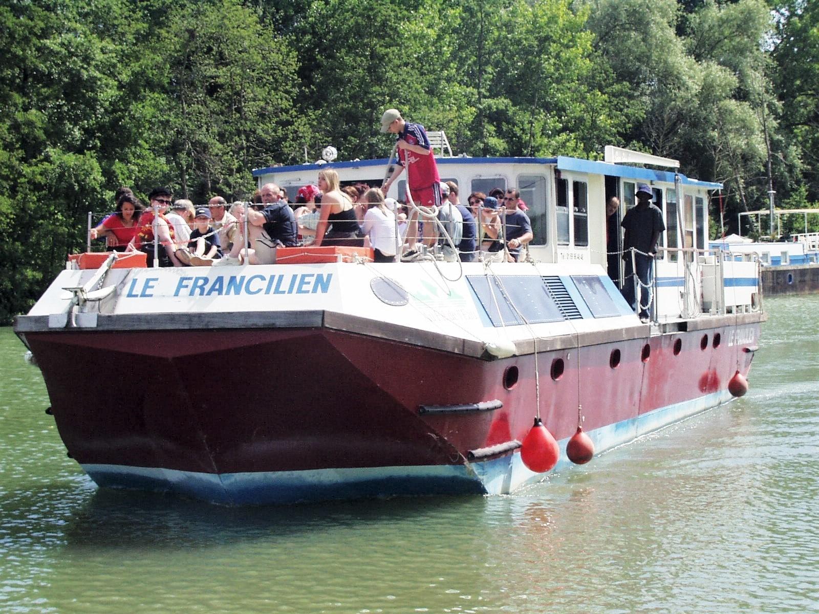 Navette de Lagny-sur-Marne à Neuilly-sur-Marne